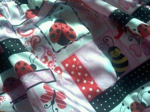 Better Look at Shirt Fabric